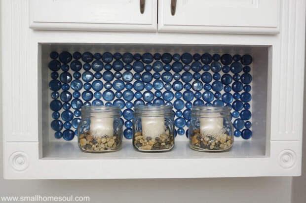 Стеклянные полусферы: необычный декор для любой комнаты