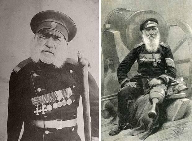 Василий Николаевич Кочетков —  знаменитый солдат трёх императоров