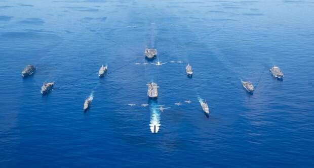 США могут отправить военные корабли в район Крыма
