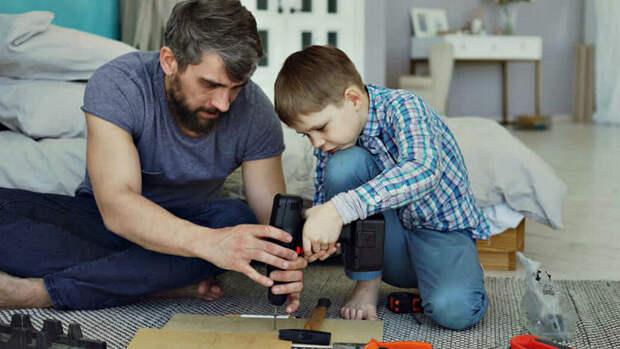 Как отец должен воспитывать сына: 3 важных правила