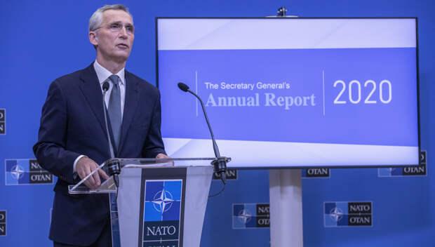 НАТО потребовало освободить Навального