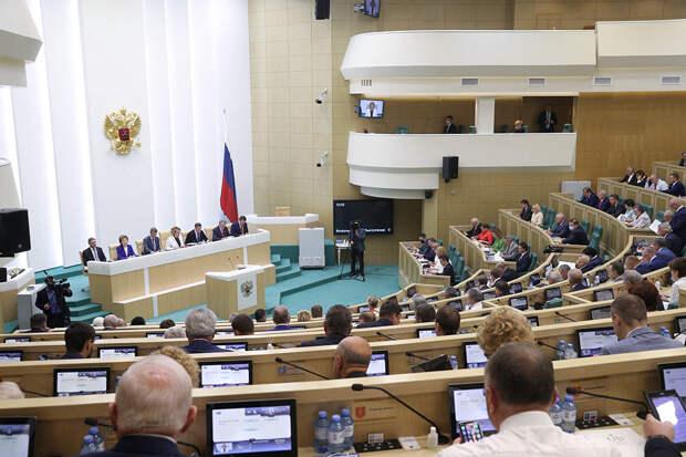 Совфед одобрил блокировку сайтов с данными лиц под госзащитой и силовиков