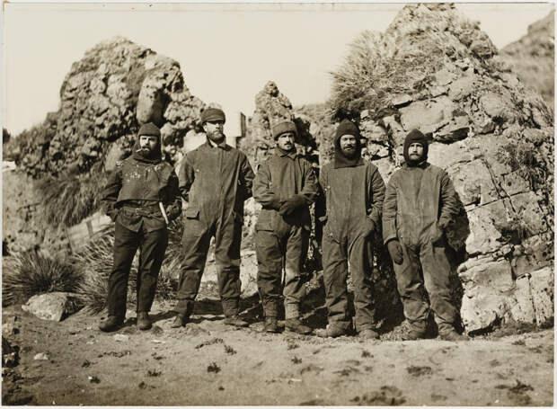 Первая Австралийская антарктическая экспедиция в фотографиях Фрэнка Хёрли 1911-1914 30