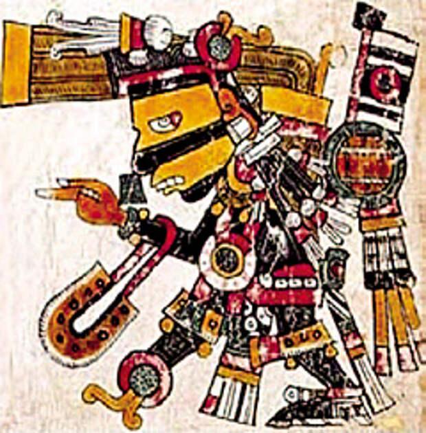 Верховное божество Тлоке Науаке