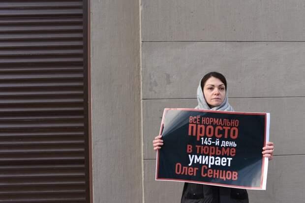 Юлия Витязева: Обвинения Запада в адрес России - это эхо