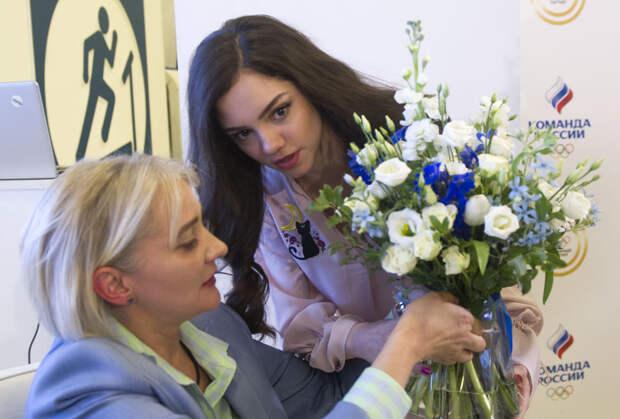 Что за особняк купила мамев Одинцове фигуристка Евгения Медведева