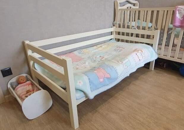 Детская кровать-софа своими руками