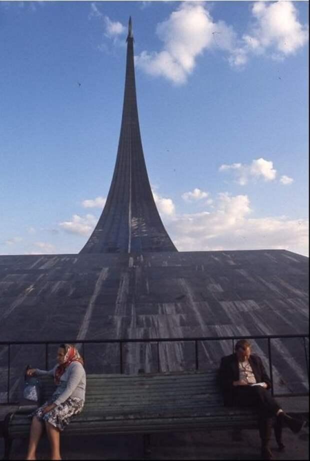 СССР в 1975 году: Колоритные фото советской жизни, сделанные немецким корреспондентом в Москве