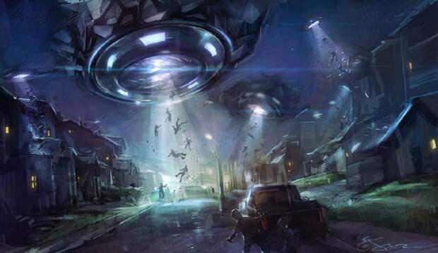 Исходящая от НЛО угроза — по-настоящему реальная