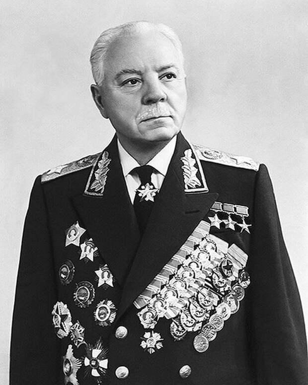 Климент Ворошилов в 1967 году