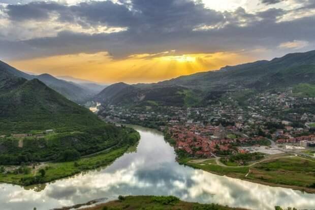 Красочная Грузия