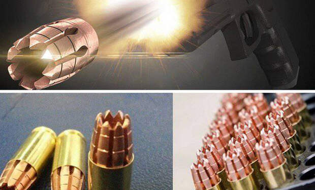 Самая смертоносная пуля в мире: как она работает