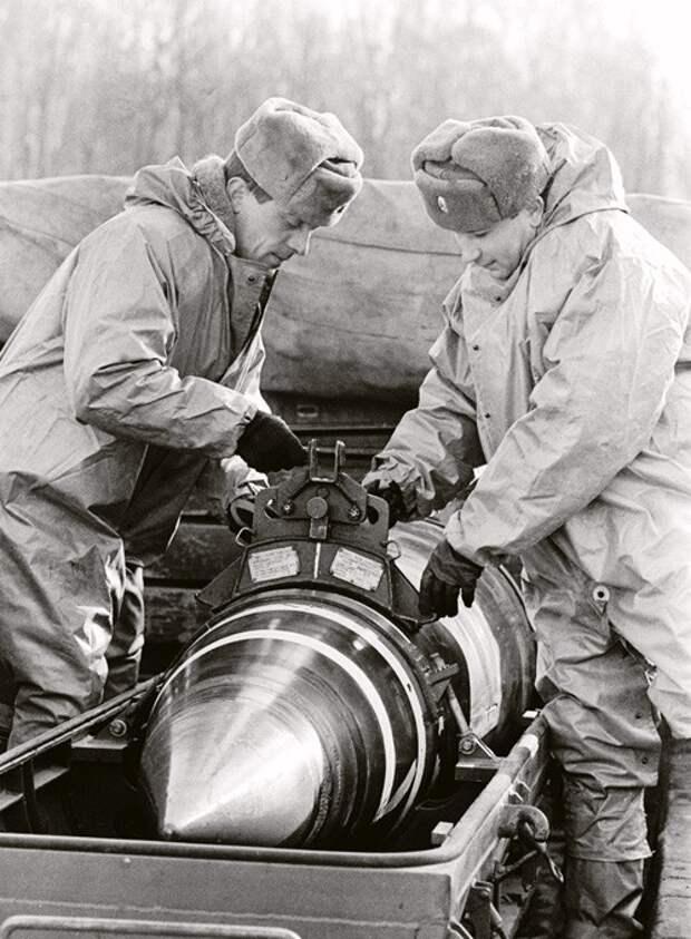 Угрожает ли миру ядерное оружие Украины