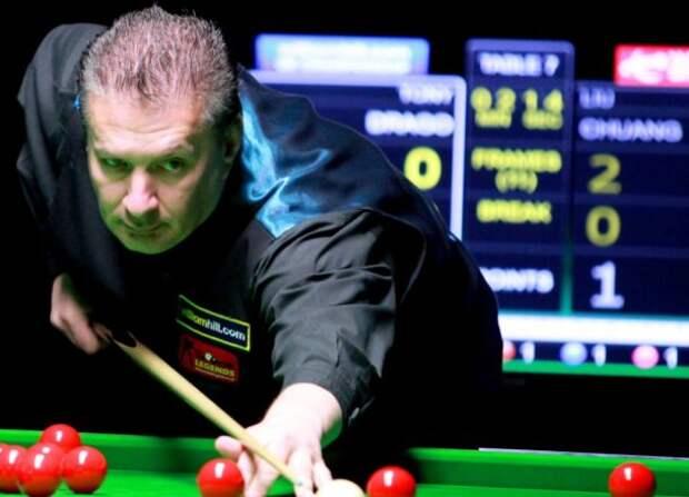 Тони Драго (фото: World Snooker)