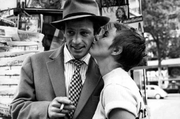 Фильмы с Жаном-Полем Бельмондо на последнем дыхании