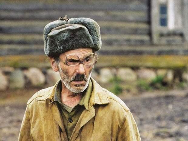 Дядя Миша - краткая повесть о еврее в деревне