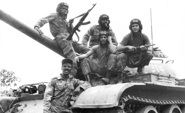 Африканский Сталинград