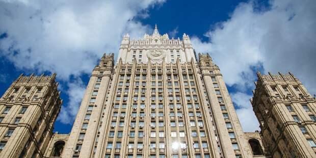 Рябков и Салливан обсудили развитие отношений РФ и США