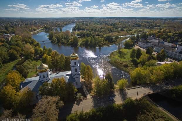 Стеклянные часы дали ход развитию туризма в Тверской области