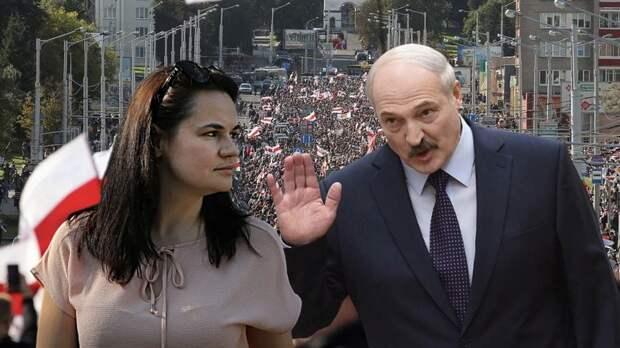 Тихановская предсказала отказ Лукашенко от власти