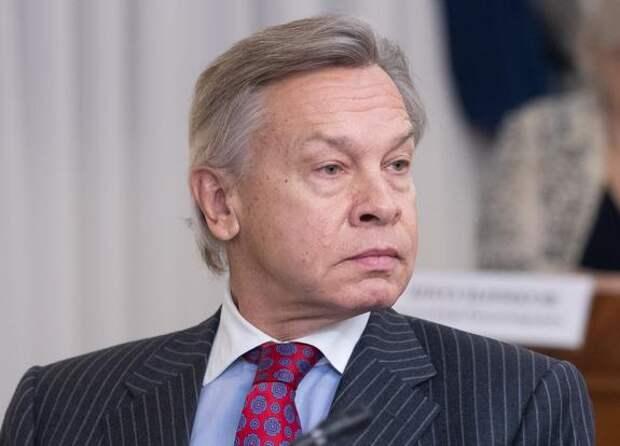 Пушков оценил новые высказывания главы внешней разведки Великобритании