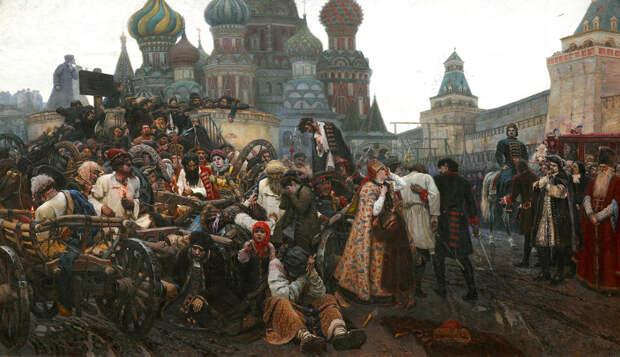 Как казнили на Руси: от четвертования до массовых расстрелов