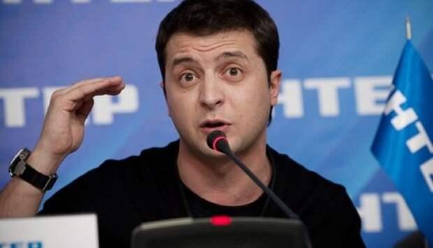 Зеленский предложил пересмотреть языковую политику на Украине   Продолжение проекта «Русская Весна»