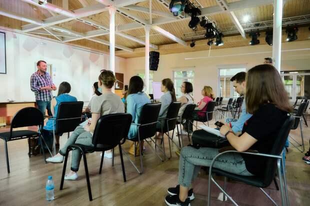 Парк «Кузьминки» научит жителей азам актерского мастерства