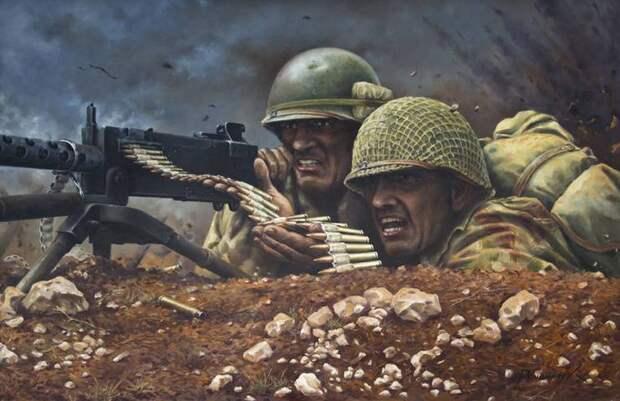 Французский Иностранный легион в I и II мировых войнах