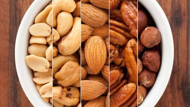 """Особенности """"поедания"""" различных орехов без вреда: от арахиса до фисташек"""