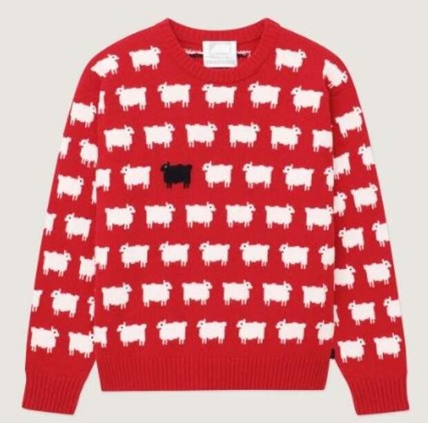 Любимый свитер принцессы Дианы с овечками теперь сможет купить каждый: где его найти