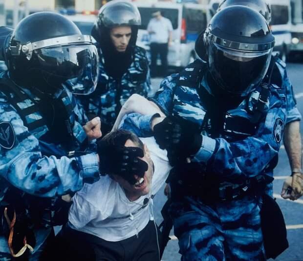 Митинги в Москве. Что это?