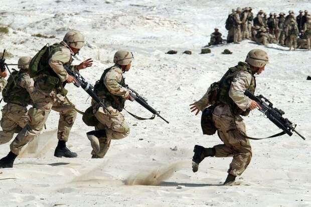 Трамп заявил о сокращении численности войск США на Ближнем Востоке