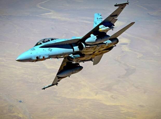 Зачем американские самолеты ударили по сирийской армии?