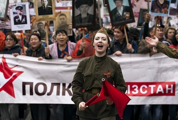 «Бессмертный полк» в Центральной Азии: почему у Кыргызстана получилось, а у Казахстана нет?
