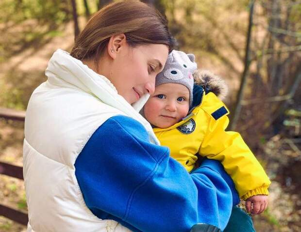 «Майкл заговорил!»: Регина Тодоренко поделилась трогательным видео с подросшим сыном
