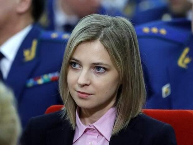 Поклонская планирует участвовать в выборах в Госдуму