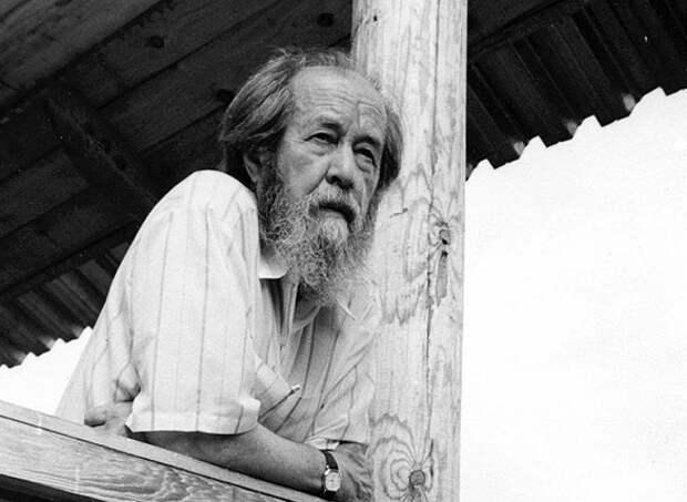 Почему русские эмигранты считали что Солженицын был «проектом» КГБ