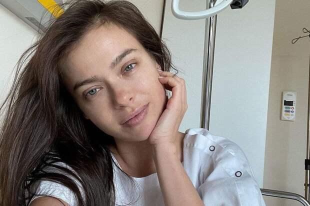 Елена Темникова перенесла операцию