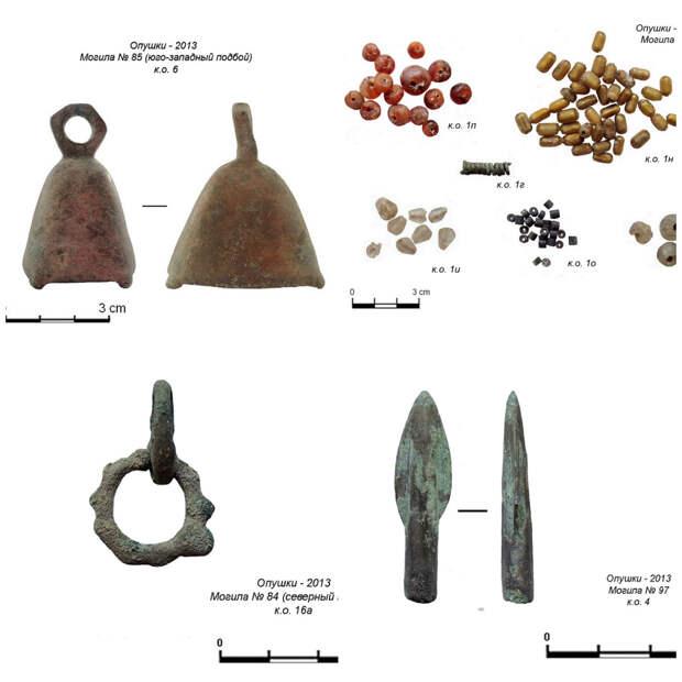 Нейзац и Опушки: археологическое наследие Крыма