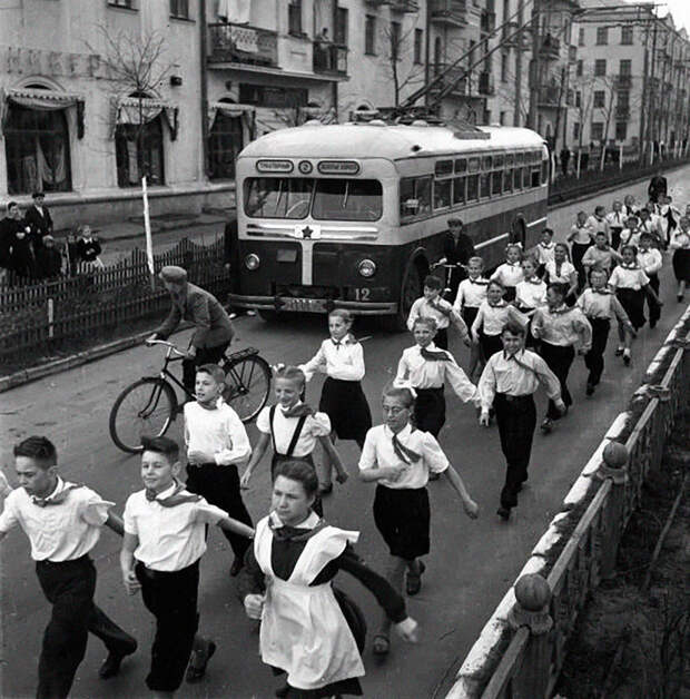 50 лет жизни в СССР глазами известного фотографа (ФОТО)