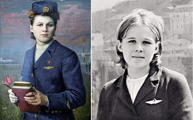 Красота и отвага: Прекрасные стюардессы, совершившие подвиги во имя жизни людей