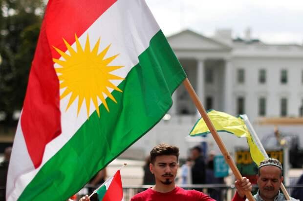 Понимание политического урегулирования между Дамаском и курдами