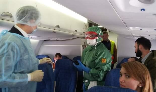 Оренбуржцам разъяснили новый порядок возвращения вРоссию самолетом