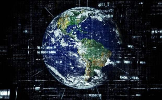 Землю охватывают невидимые путы