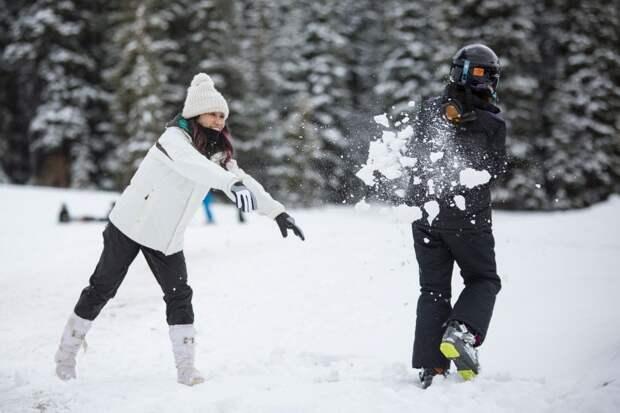 Среда в Удмуртии будет снежной