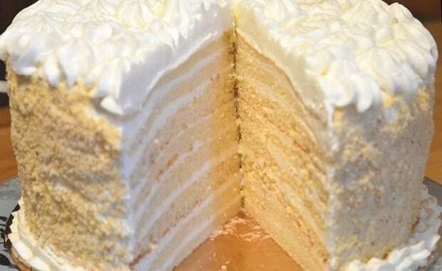 Торт «Молочная девочка» («Milchmädchen»)