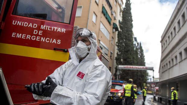 Уже и землянку выкопали… Бегство русской жительницы Мадрида от коронавируса закончилось вызовом спасателей