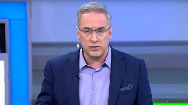 Реакция Норкина на слова оскорбившего Донбасс Сытина удивила зрителей «Места встречи»