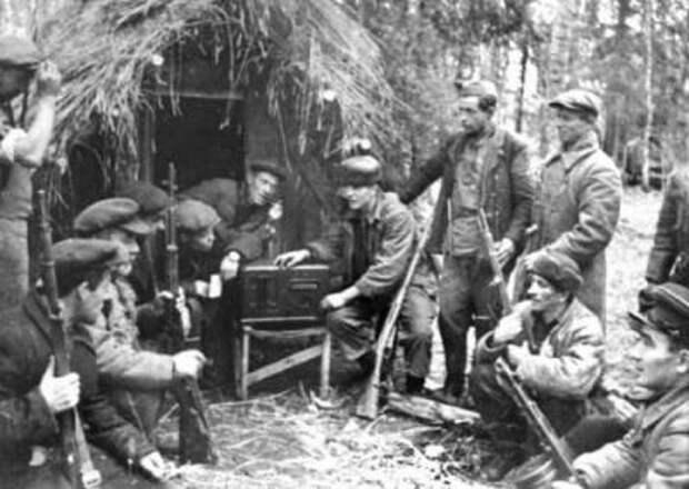 «Германовские» партизаны: самые опасные «народные мстители»